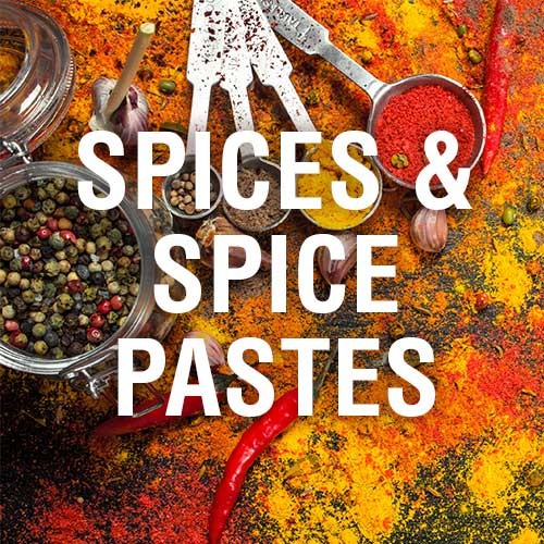 Spices & Spice Pastes