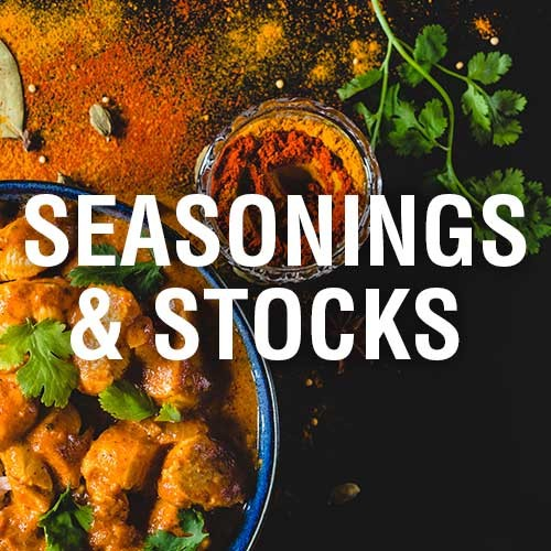 Seasonings & Stock