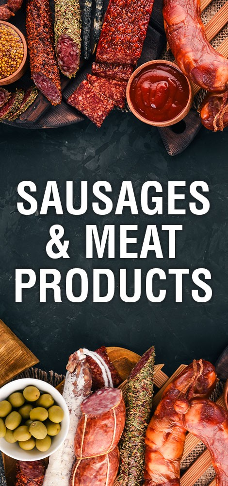 Sausages & Meat Products