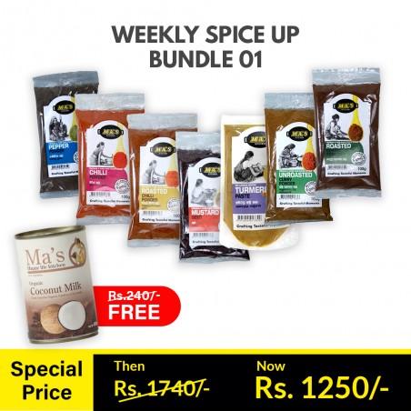 Weekly Spice Up Bundle 01