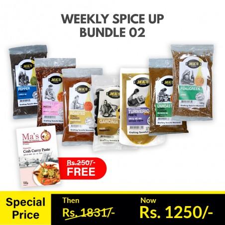 Weekly Spice Up Bundle 02