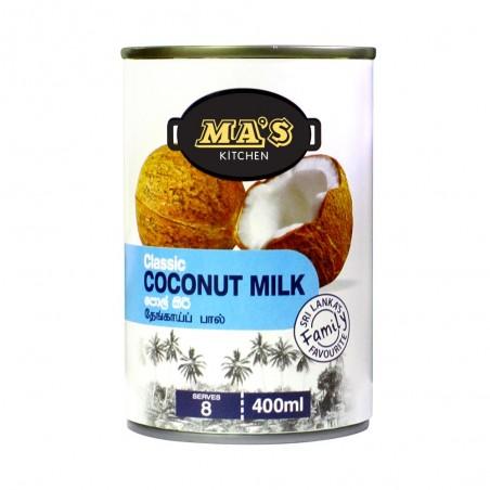 MA's Kitchen Classic Coconut Milk 400ml