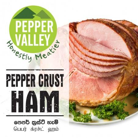 Pepper Valley Pepper Crusted Ham 150g