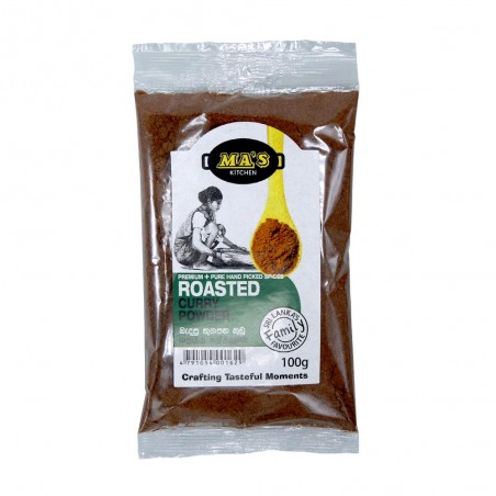 MA's Kitchen Roasted Curry Powder 100g