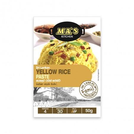 MA's Kitchen Yellow Rice Paste 50g